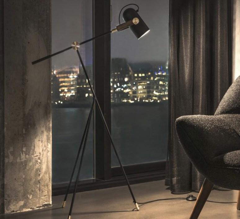 Carronade markus jonhasson lampadaire floor light  le klint 360 sb  design signed 50386 product