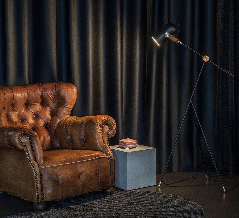 Carronade markus jonhasson lampadaire floor light  le klint 360 sb  design signed 50387 product