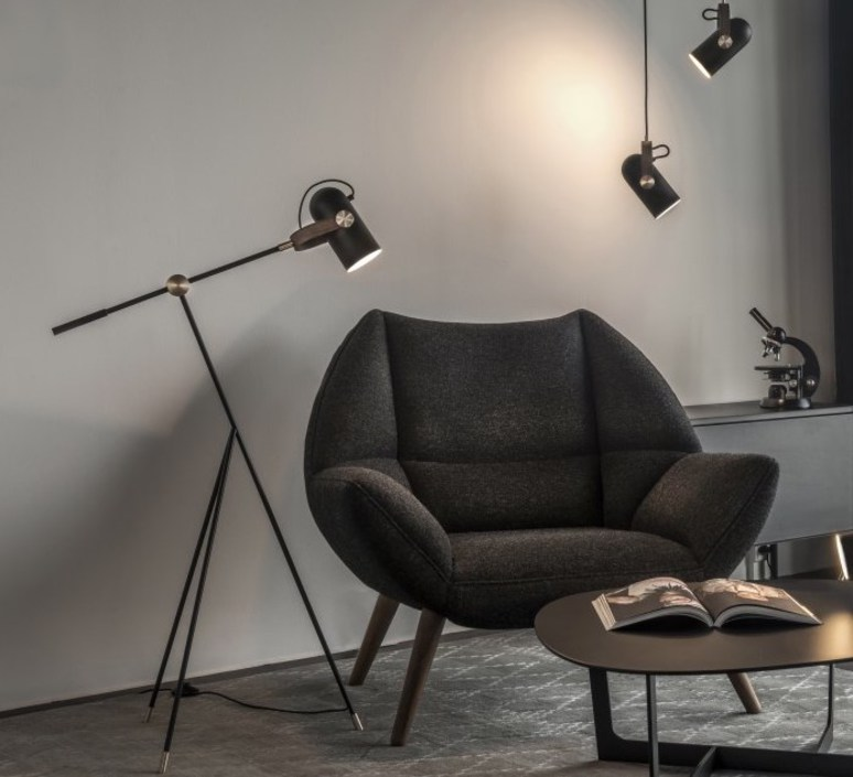 Carronade markus jonhasson lampadaire floor light  le klint 360 sb  design signed 50388 product
