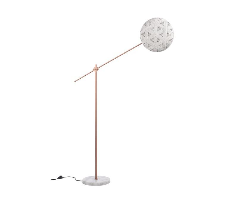 Chanpen hexagonal  lampadaire floor light  forestier 20288  design signed 55221 product