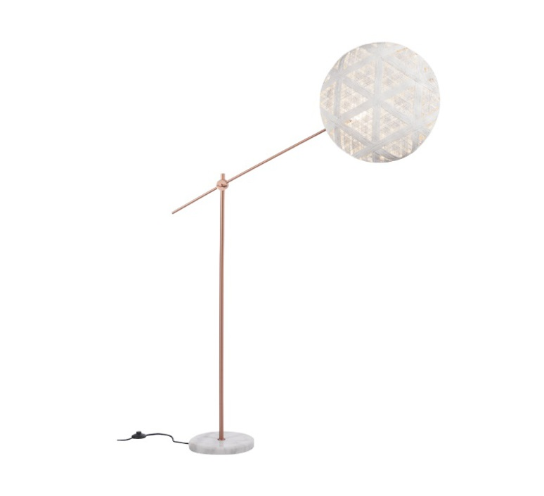 Chanpen hexagonal  lampadaire floor light  forestier 20291  design signed 55222 product