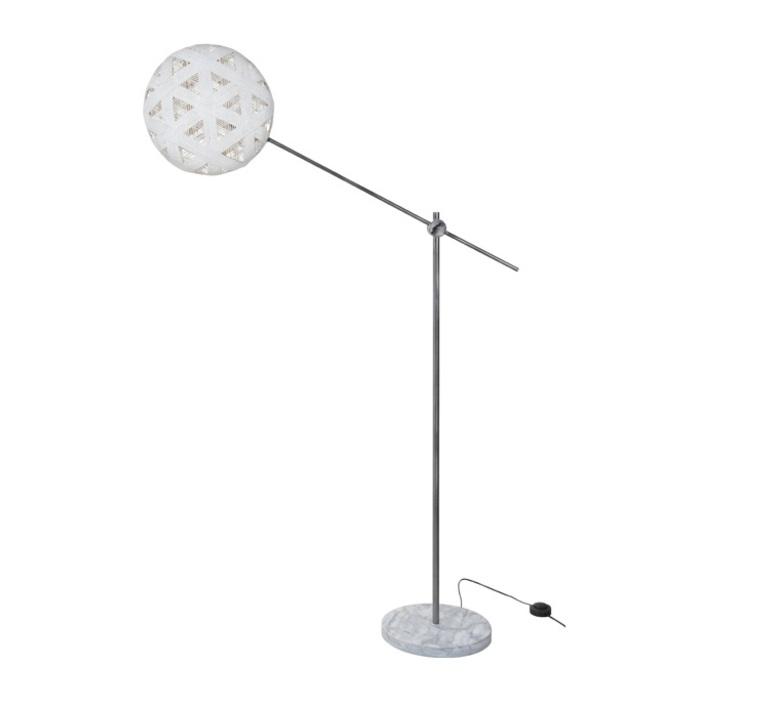 Chanpen hexagonal  lampadaire floor light  forestier 20294  design signed 55224 product