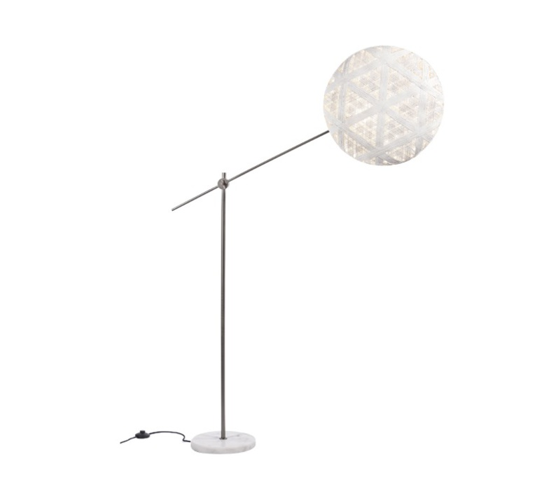 Chanpen hexagonal  lampadaire floor light  forestier 20297  design signed 55225 product