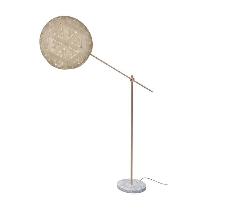 Chanpen hexagonal  lampadaire floor light  forestier 20293  design signed 55235 product