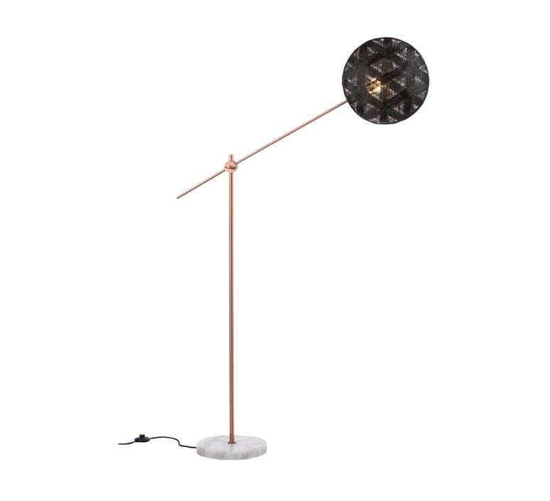 Chanpen hexagonal  lampadaire floor light  forestier 20289  design signed 55206 product