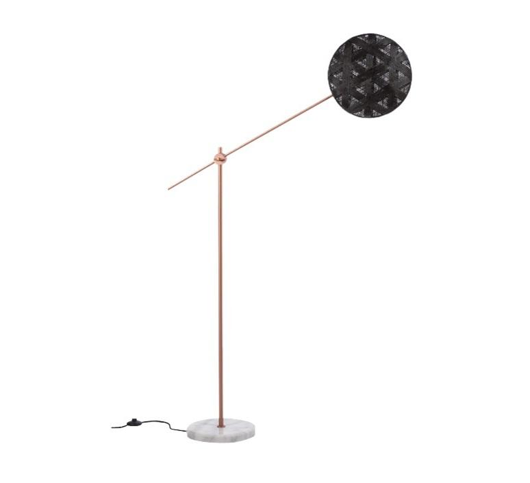 Chanpen hexagonal  lampadaire floor light  forestier 20289  design signed 55207 product