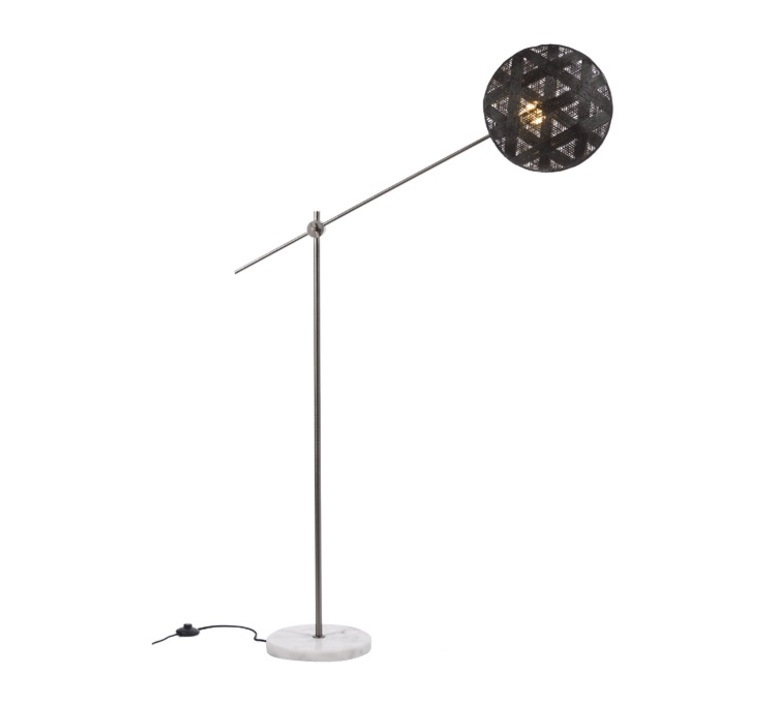 Chanpen hexagonal  lampadaire floor light  forestier 20298  design signed 55204 product