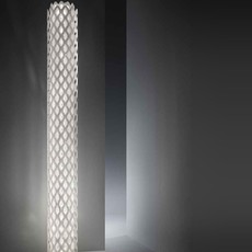 Charlotte  lampadaire floor light  slamp chr88pst0000w 000  design signed 51975 thumb