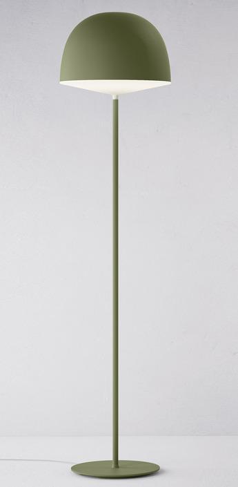 Lampadaire cheshire vert h145cm fontanaarte normal