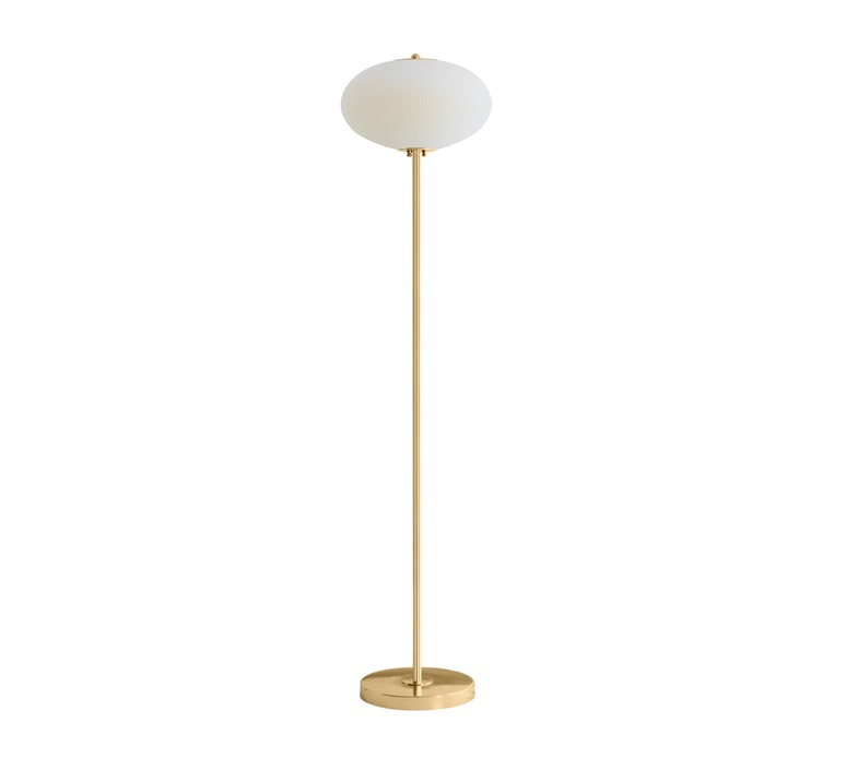 China 07 marie lise fery lampadaire floor light  magic circus lampadaire ch 07 160 laiton poli verni blanc email  design signed nedgis 102438 product