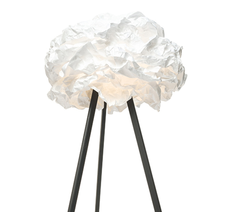 Cloud nuage nicolas pichelin proplamp 109 floor black luminaire lighting design signed 23014 product