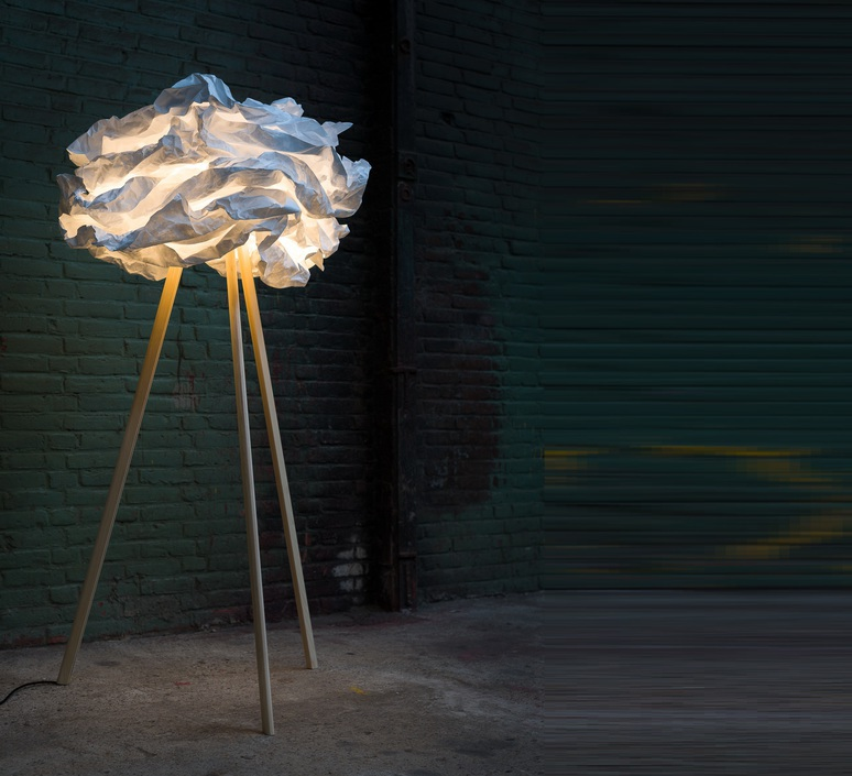 Cloud nuage nicolas pichelin proplamp 109 floor natural luminaire lighting design signed 23031 product
