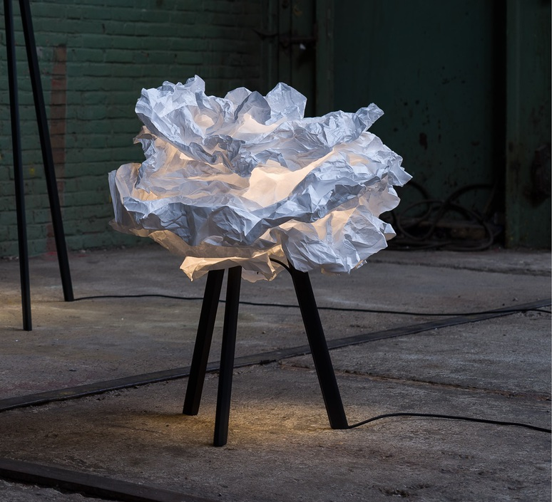 Cloud nuage nicolas pichelin proplamp 67 floor black luminaire lighting design signed 23007 product