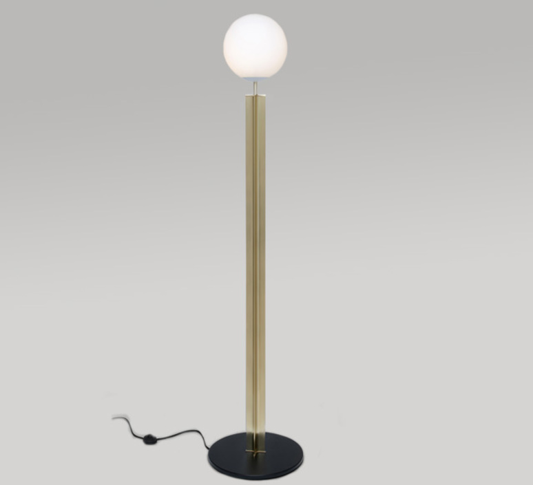 Column gwendolyn et guillane kerschbaumer lampadaire floor light  atelier areti floor lamp column  design signed 48066 product