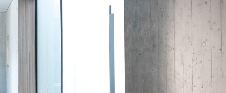 Lampadaire compendium d81tn aluminium led o15cm h185cm luceplan normal
