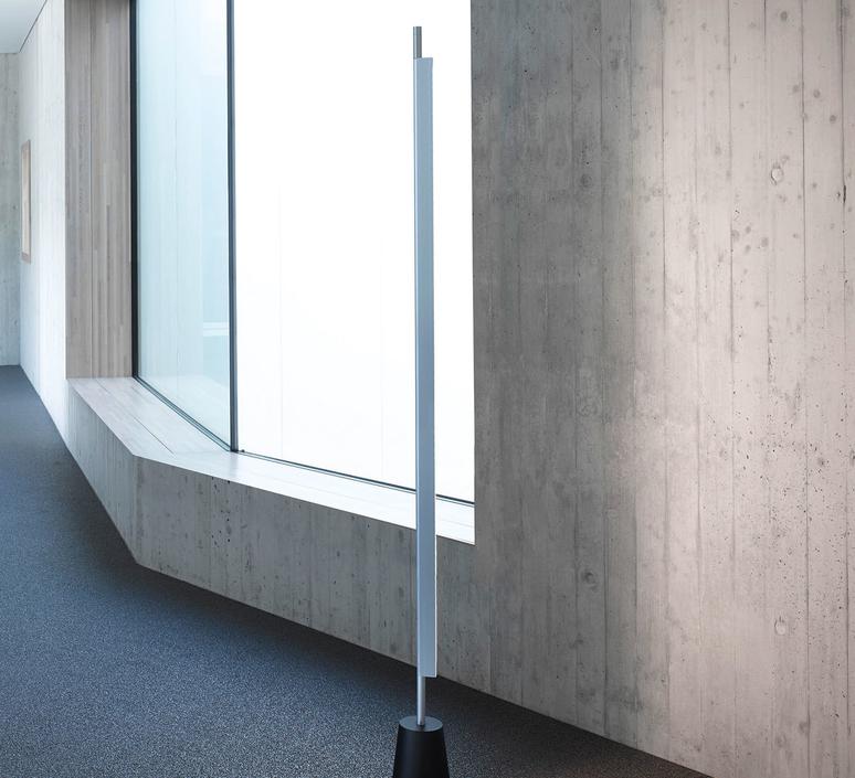 Compendium d81tn daniel rybakken lampadaire floor light  luceplan 1d810tn00020 1d810 100001 d81 1  design signed 54848 product