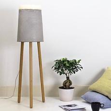 Concrete renate vos lampadaire floor light  serax b7214485  design signed 59961 thumb