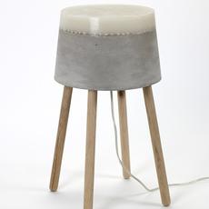 Concrete renate vos lampadaire floor light  serax b7214484  design signed 59958 thumb