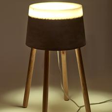 Concrete renate vos lampadaire floor light  serax b7214484  design signed 59960 thumb