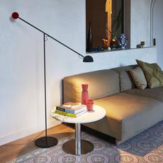Copernica p studio ramirez i carrillo lampadaire floor light  marset a686 012  design signed 61640 thumb