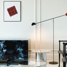 Copernica p studio ramirez i carrillo lampadaire floor light  marset a686 012  design signed 61641 thumb