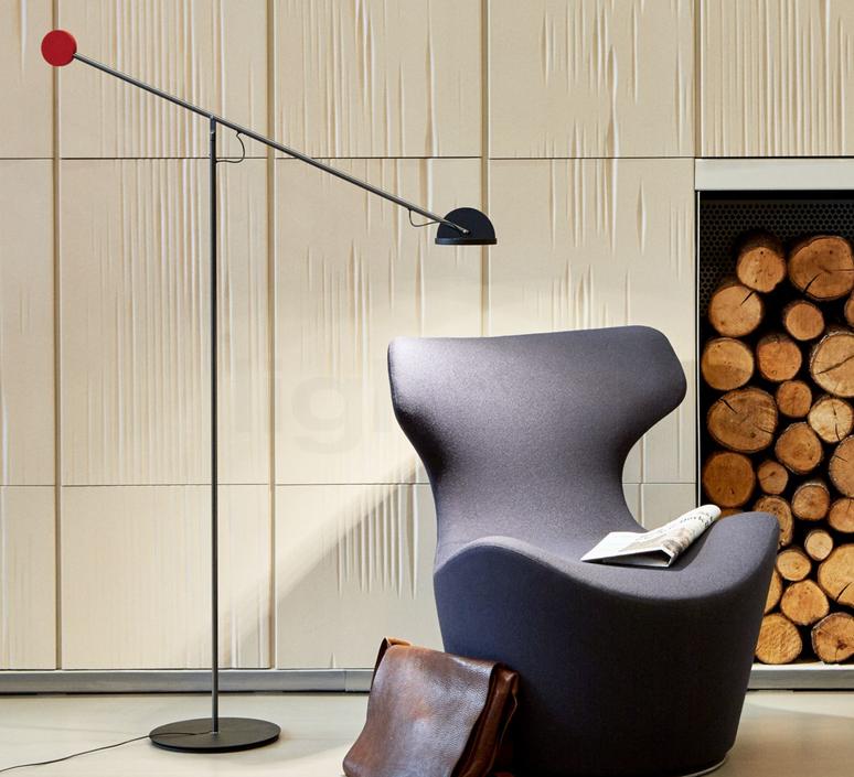 Copernica p studio ramirez i carrillo lampadaire floor light  marset a686 012  design signed 61642 product
