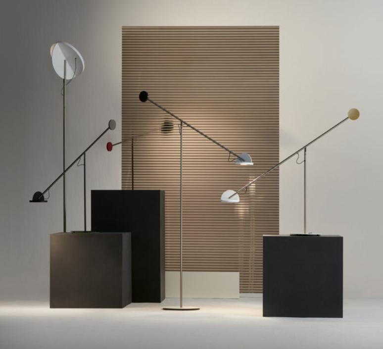 Copernica p studio ramirez i carrillo lampadaire floor light  marset a686 012  design signed 61644 product