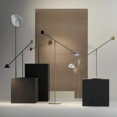 Copernica p studio ramirez i carrillo lampadaire floor light  marset a686 012  design signed 61644 thumb