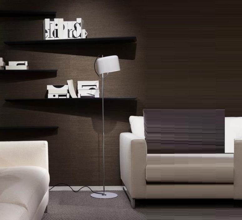 Coupe joe colombo oluce 3321 blanc luminaire lighting design signed 22516 product