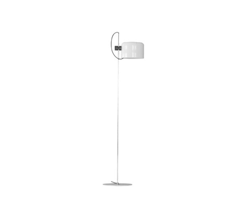 Coupe joe colombo oluce 3321 blanc luminaire lighting design signed 22518 product