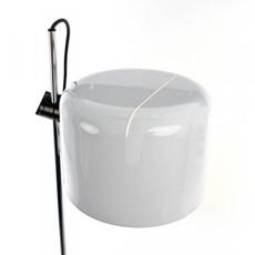 Coupe joe colombo oluce 3321 blanc luminaire lighting design signed 22519 thumb