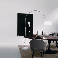 Coupe joe colombo oluce 3320 r blanc luminaire lighting design signed 22494 thumb