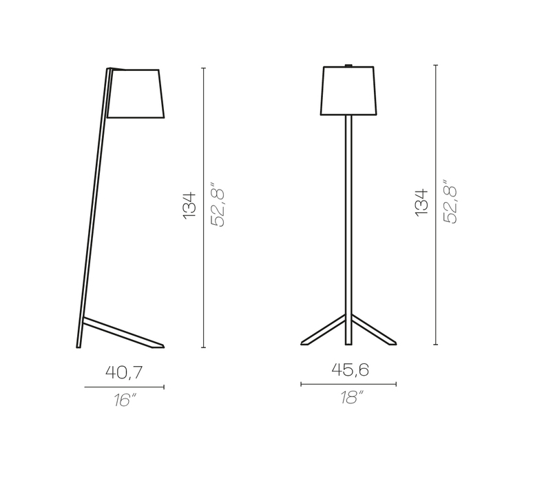 Couture new daniele lo scalzo moscheri lampadaire floor light  contardi acam 002753  design signed nedgis 87182 product