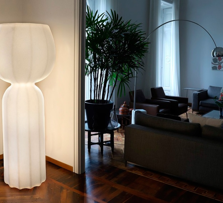 Cucun lorenza bozzoli lampadaire floor light  slide lp cuc190  design signed nedgis 65576 product