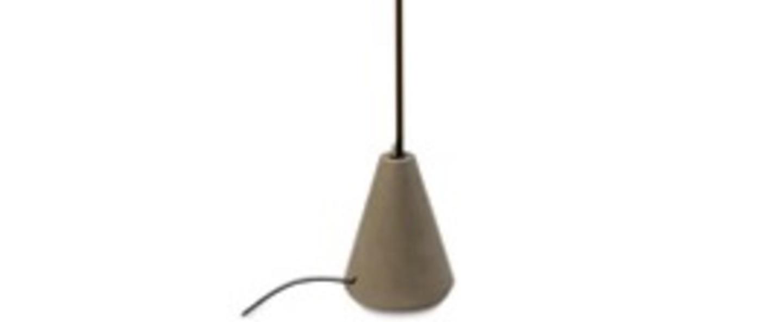 Lampadaire cupido noir mat led 3000k 3320lm o25cm h220cm karman normal