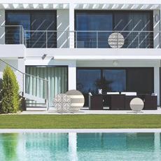 Babu textile l massimiliano raggi lampadaire d exterieur outdoor floor light  contardi acam 002617   design signed nedgis 87657 thumb
