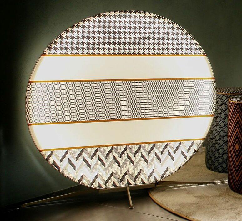 Babu textile l massimiliano raggi lampadaire d exterieur outdoor floor light  contardi acam 002619   design signed nedgis 87664 product