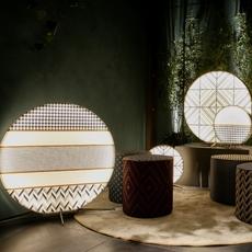 Babu textile l massimiliano raggi lampadaire d exterieur outdoor floor light  contardi acam 002619   design signed nedgis 87665 thumb