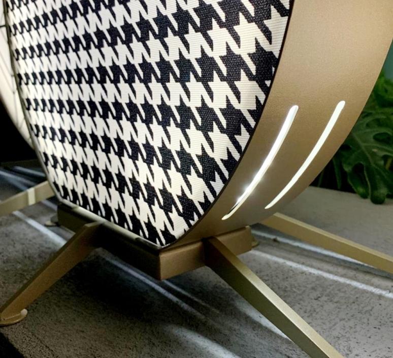 Babu textile m massimiliano raggi lampadaire d exterieur outdoor floor light  contardi acam 002615   design signed nedgis 87652 product