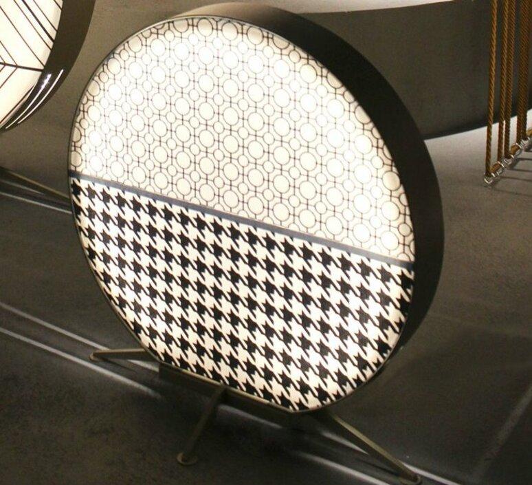 Babu textile s massimiliano raggi lampadaire d exterieur outdoor floor light  contardi acam 002609   design signed nedgis 87631 product