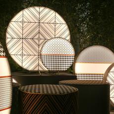 Babu textile s massimiliano raggi lampadaire d exterieur outdoor floor light  contardi acam 002607   design signed nedgis 87625 thumb