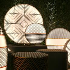 Babu tribal l massimiliano raggi lampadaire d exterieur outdoor floor light  contardi acam 002635   design signed nedgis 87690 thumb