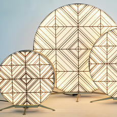 Babu tribal l massimiliano raggi lampadaire d exterieur outdoor floor light  contardi acam 002635   design signed nedgis 87691 thumb