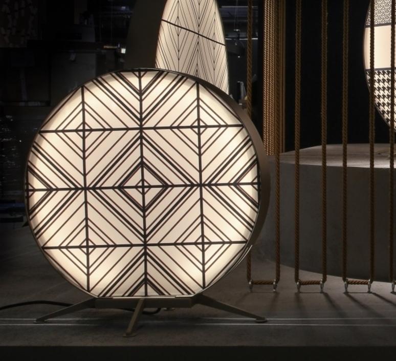 Babu tribal s massimiliano raggi lampadaire d exterieur outdoor floor light  contardi acam 002623   design signed nedgis 87672 product