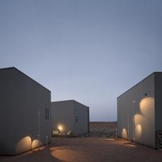 Bamboo 4800 antoni arola lampadaire d exterieur outdoor floor light  vibia 480058 1  design signed nedgis 81045 thumb