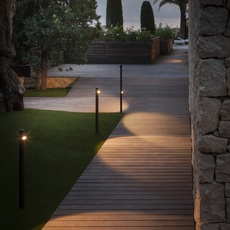 Bamboo 4802 antoni arola lampadaire d exterieur outdoor floor light  vibia 480254 1  design signed nedgis 81065 thumb