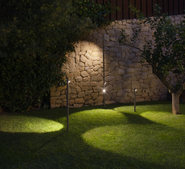 Bamboo 4802 antoni arola lampadaire d exterieur outdoor floor light  vibia 480254 1  design signed nedgis 81066 product