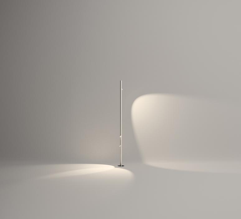 Bamboo 4804 antoni arola lampadaire d exterieur outdoor floor light  vibia 480458 1  design signed nedgis 81084 product