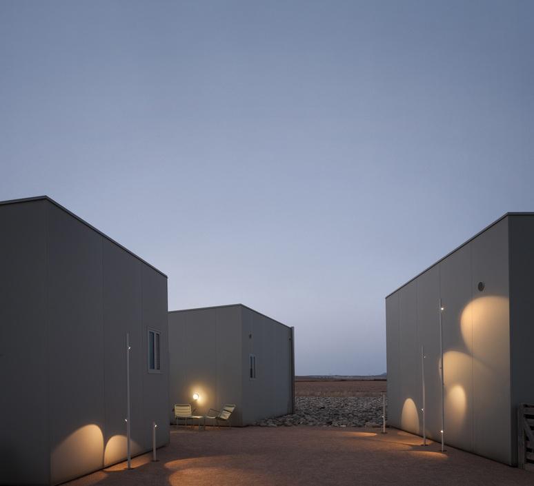 Bamboo 4805 antoni arola lampadaire d exterieur outdoor floor light  vibia 480558 1  design signed nedgis 81093 product