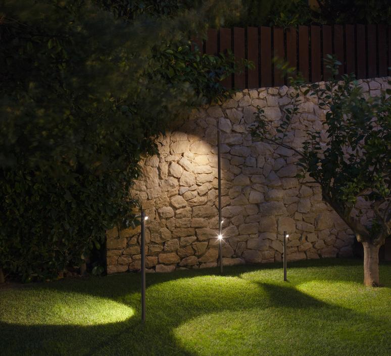 Bamboo 4805 antoni arola lampadaire d exterieur outdoor floor light  vibia 480554 1  design signed nedgis 81099 product